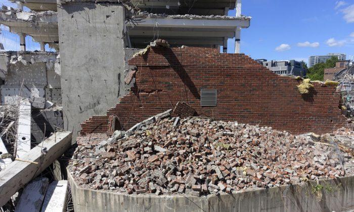 demoliciones técnicas