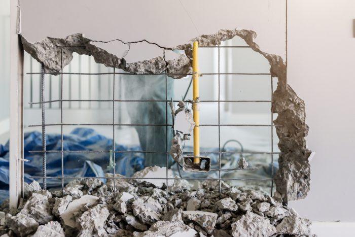 demoliciones técnicas Cádiz, Almería, Jaén, Granada